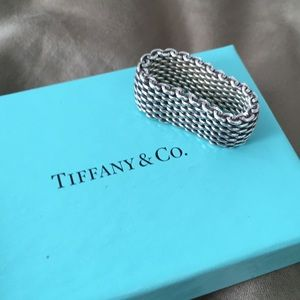 T&Co. somerset ring. 💯authentic